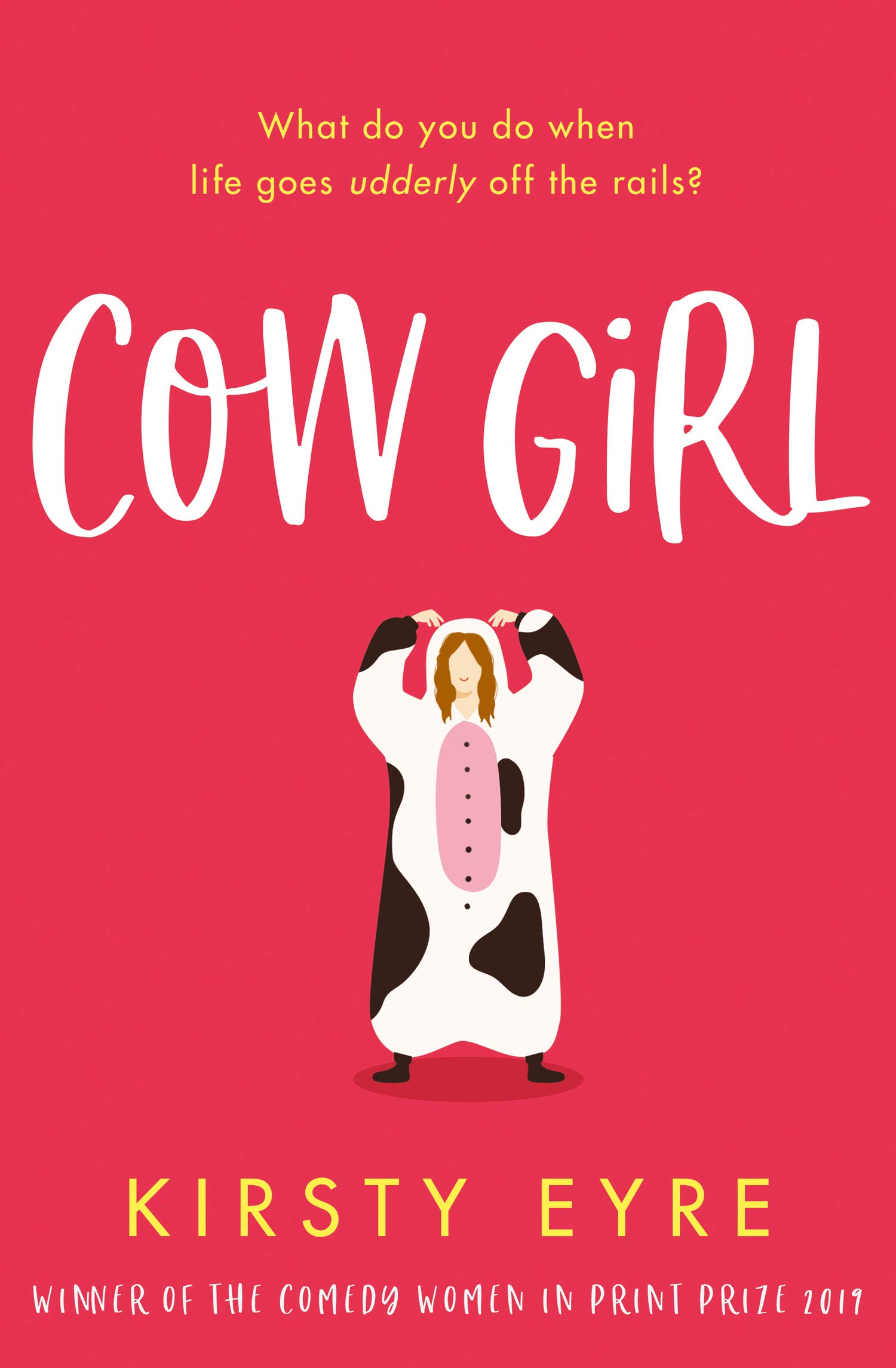 Cover of Cow Girl by Kirsty Eyre
